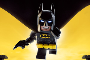 The Lego Batman 2017