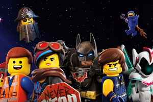 The Lego Movie 2 The Second Part 8k Wallpaper