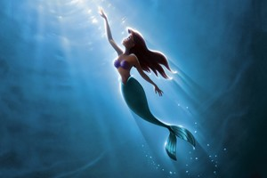 The Little Mermaid 4k
