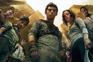 The Maze Runner Movie Wallpaper