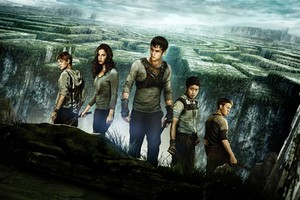 The Maze Runner Wallpaper