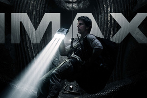 The Mummy Tom Cruise Imax