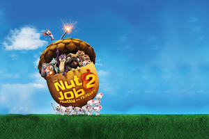 The Nut Job 2 Wallpaper
