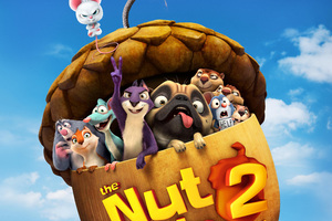 The Nut Job 2 4k