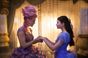 The Nutcracker And The Four Realms 2018 Mackenzie Foy And Keira Knightley