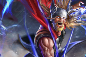The Old God Of Thunder