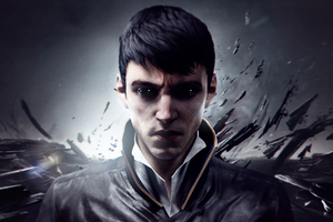 The Outsider Dishonored 2 4k