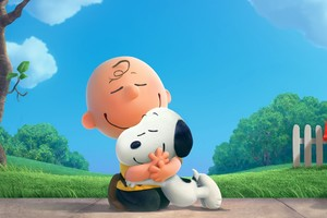 The Peanuts Charlie Brown Snoppy