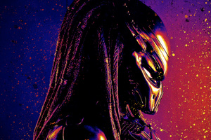 The Predator 2018 Movie Poster Wallpaper