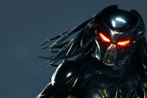 The Predator Movie 2018 Poster Wallpaper