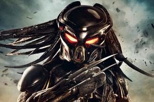 The Predator Movie 4k Wallpaper