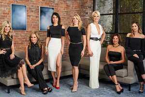 The Real Housewives Of New York City Wallpaper
