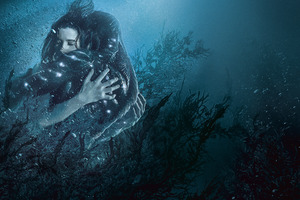 The Shape Of Water 5k Wallpaper