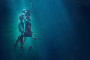 The Shape Of Water 8k Wallpaper