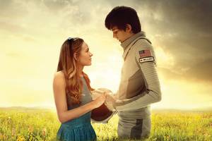 The Space Between Us 2017 Movie 4k