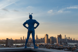 The Tick Amazon Wallpaper