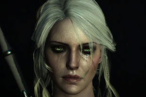 The Witcher 3 Ciri 10k Wallpaper