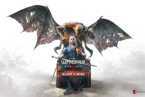 The Witcher 3 Wild Hunt DLC Blood And Vine Wallpaper