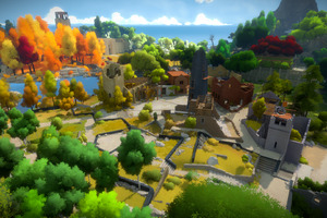 The Witness PS Game