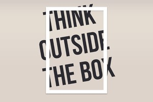 Think Outside The Box Wallpaper