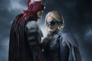 Titans Tv Series Hawk And Dove 4k Wallpaper