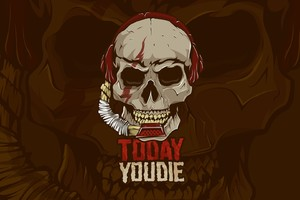 Today You Die Wallpaper