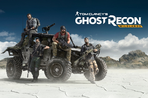 Tom Clancys Ghost Recon Wildlands Desktop