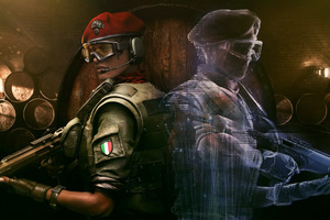 Tom Clancys Rainbow Six Siege Operation Para Bellum Key Art 8k Wallpaper