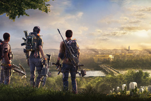 Tom Clancys The Division 2 5k Wallpaper