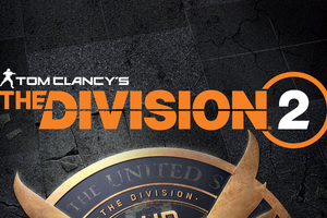 Tom Clancys The Division 2 Logo
