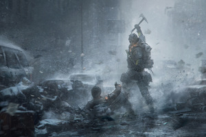 Tom Clancys The Division Survival Artwork