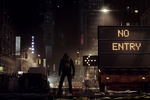 Tom Clancys The Division Vigilante 4k Wallpaper