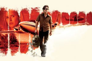 Tom Cruise American Made 2017 Wallpaper