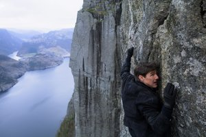 Tom Cruise Mission Impossible Fallout 2018 8k