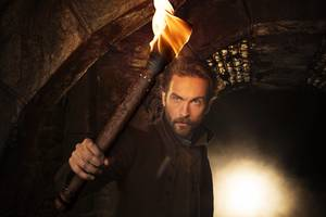 Tom Mison As Ichabod Crane Sleepy Hollow Season 4