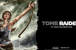 Tom Raider 15 Years