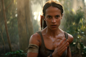 Tomb Raider 2018 Alicia Vikander As Lara Croft