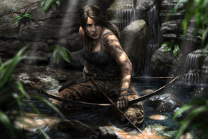 Tomb Raider 5k 2018 Wallpaper