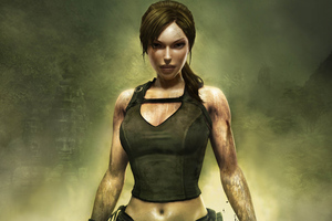Tomb Raider Lara Croft 4k Wallpaper