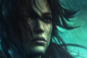 Tomb Raider Reborn Art Wallpaper