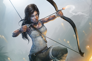 Tomb Raider Reborn Wallpaper