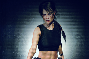 Tomb Raider The Angel Of Darkness 5k Wallpaper