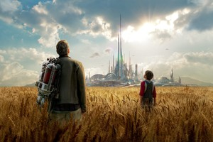 Tomorrowland Movie 3 Wallpaper