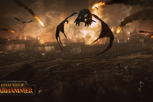 Total War Warhammer Game Art