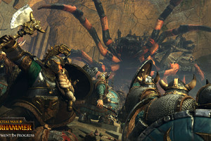 Total War Warhammer Game