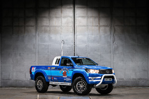 Toyota Hilux Bruiser 2017 New