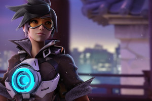 Tracer Overwatch Game