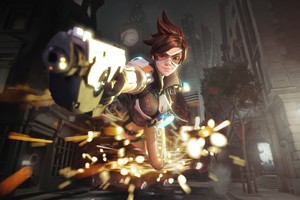 Tracer Overwatch HD