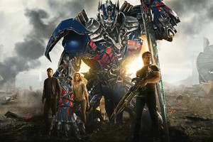 Transformers 4 Age of Extinction Movie