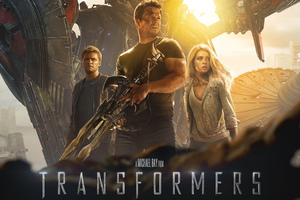 Transformers Age Of Extinction Movie Wallpaper